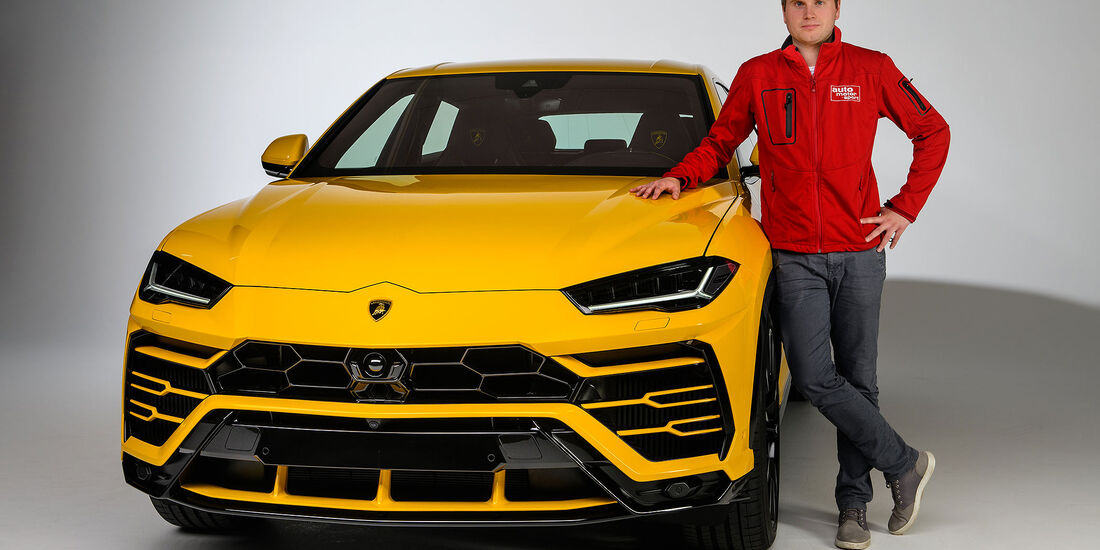 Lamborghini Urus Sperrfrist 4.12. 19 Uhr