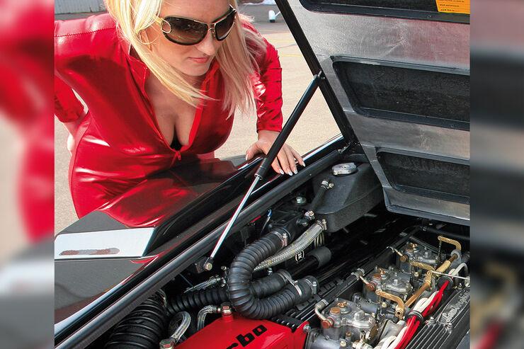 Lamborghini Countach Lp 5000 Turbo S Und Lp 400 Auto