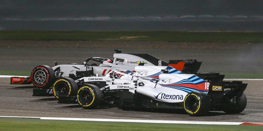 Lance Stroll - Formel 1 - GP Bahrain 2018