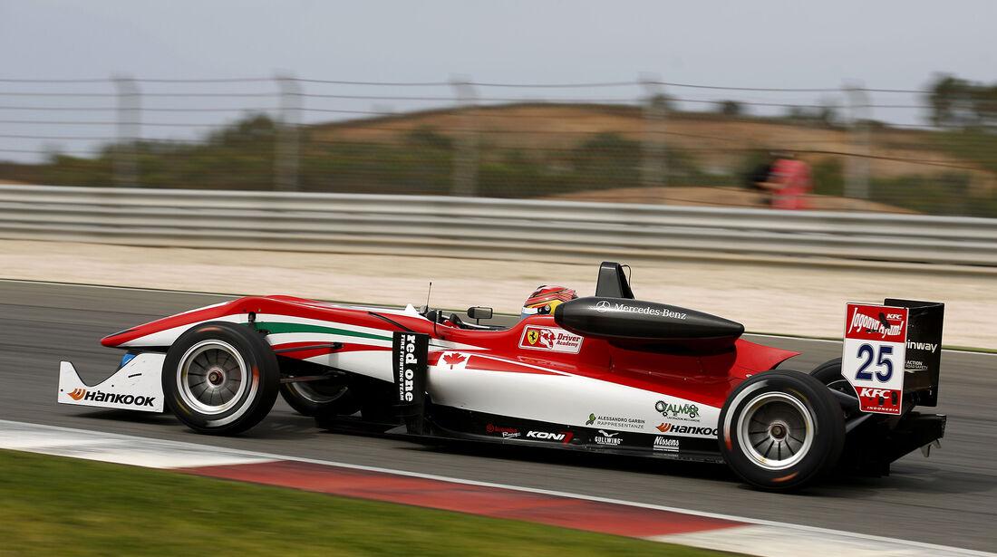 Lance Stroll - Formel 3 - 2015