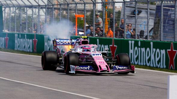 Lance Stroll - Racing Point - Formel 1 - GP Kanada - Montreal - 8. Juni 2019