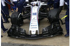 Lance Stroll - Williams - Barcelona F1-Test 2018 - Tag 1