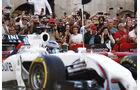 Lance Stroll - Williams FW36 - F1 Live Show - London - 2017