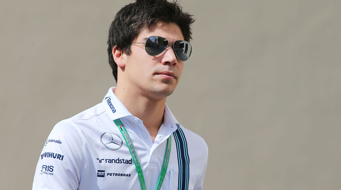 Lance Stroll - Williams - Formel 1 - GP Abu Dhabi - 25. November 2016