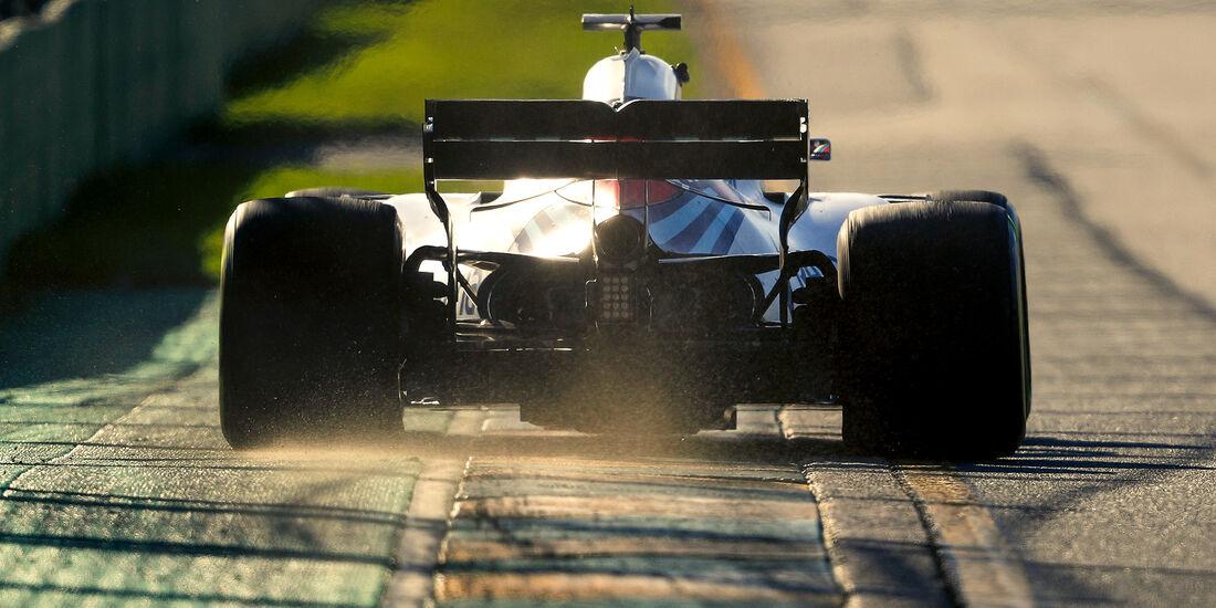 Lance Stroll - Williams - Formel 1 - GP Australien - Melbourne - 23. März 2018