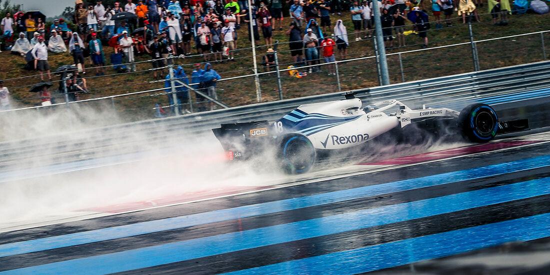 Lance Stroll - Williams - Formel 1 - GP Frankreich - Circuit Paul Ricard - Le Castellet - 23. Juni 2018