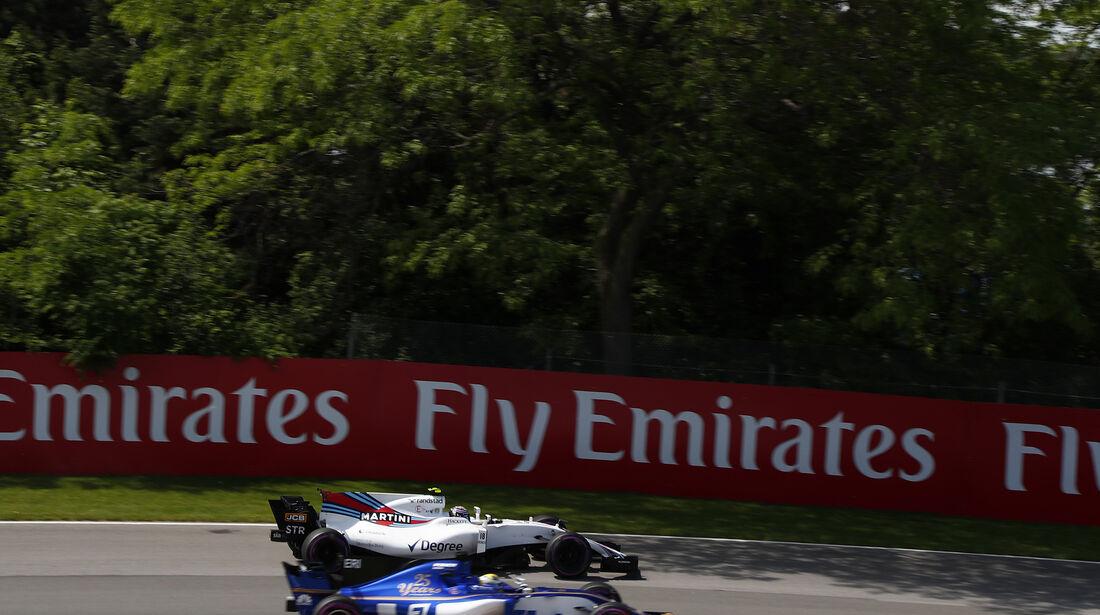Lance Stroll - Williams - Formel 1 - GP Kanada - Montreal - 10. Juni 2017