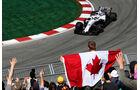 Lance Stroll - Williams - Formel 1 - GP Kanada - Montreal - 8. Juni 2018