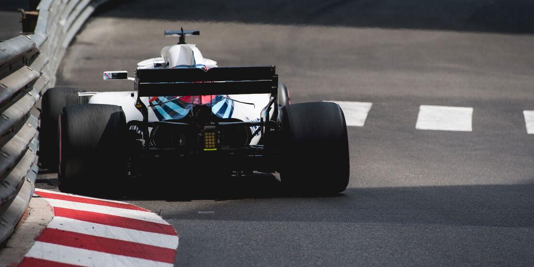 Lance Stroll - Williams - GP Monaco - Formel 1 - Donnerstag - 24.5.2018