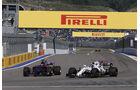 Lance Stroll - Williams - GP Russland - Sotschi  - Formel 1 - 28. April 2017