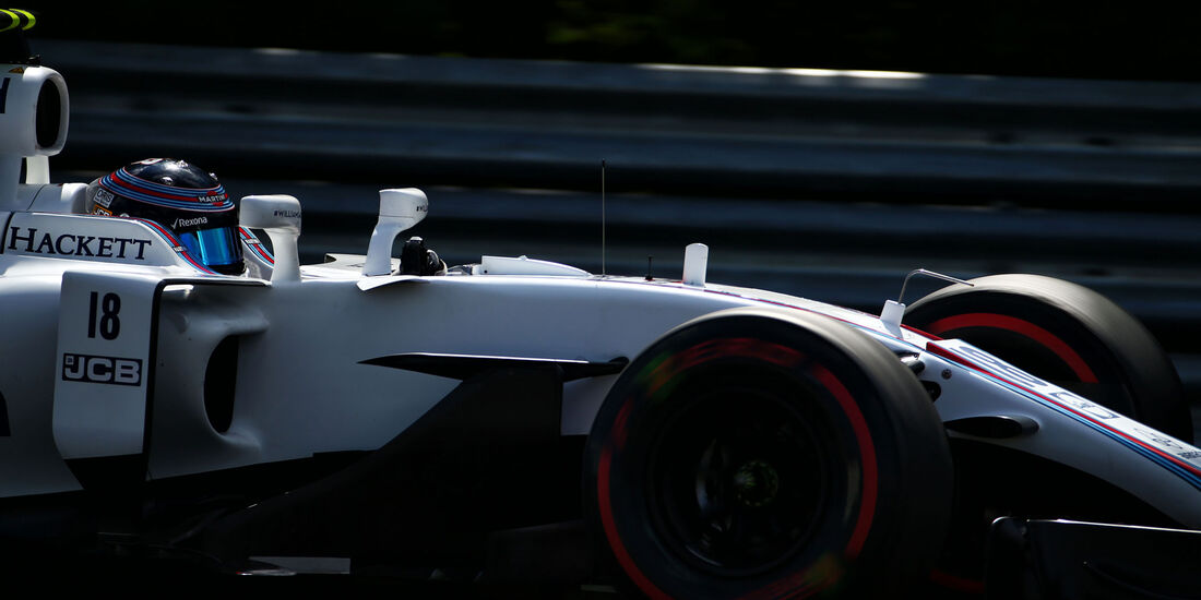 Lance Stroll - Williams - GP Ungarn - Budapest - Formel 1 - Freitag - 28.7.2017