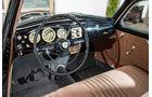 Lancia Aurelia B 10, Cockpit