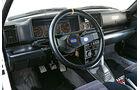 Lancia Delta HF integrale, Cockpit