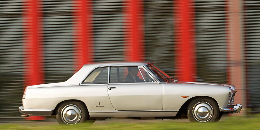 Lancia Flaminia Coupé 3B 2800, Seitenansicht