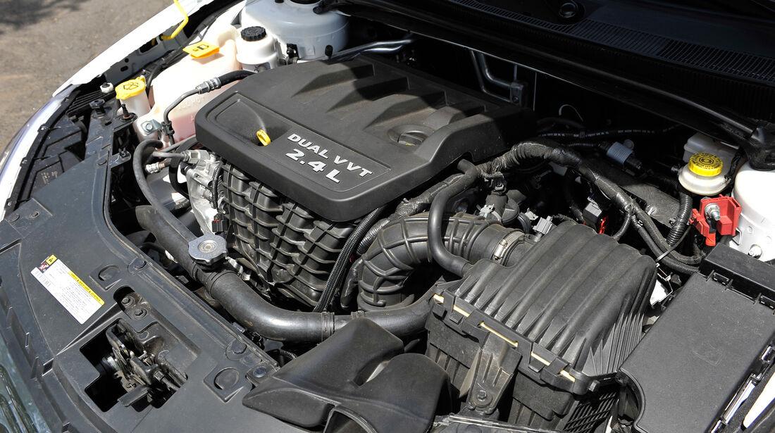 Lancia Flavia, Motor