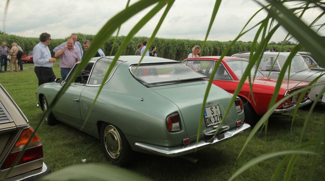 Lancia Flavia Zagato Coupe