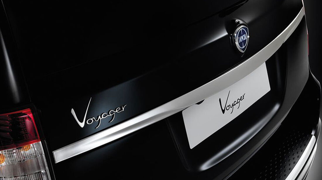 Lancia Grand Voyager,