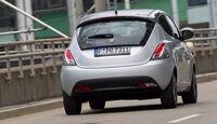 Lancia Ypsilon 0.9 Twinair, Heck, Rückansicht