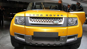 Land Rover DC 100 Sport IAA