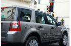 Land Rover Diesel ERAD Hybrid