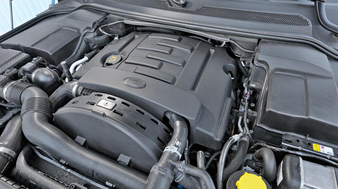 Land Rover Discovery SDV 6, Motor