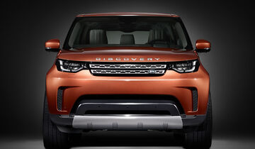 Land Rover Discovery Sperrfrist 6.9.2016