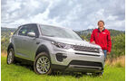 Land Rover Discovery Sport, Frontansicht, Michael Harnischfeger