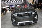 Land Rover Evoque Cabrio Genf Studie Concept 2012