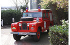 Land Rover Feuerwehr Serie II