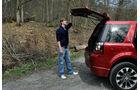 Land Rover Freelander 2.2 TD4, Heckklappe