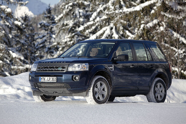 erster test land rover freelander 2011 mehr kraft und. Black Bedroom Furniture Sets. Home Design Ideas