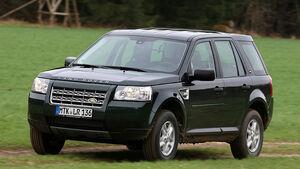 Land Rover Freelander TD4 XE