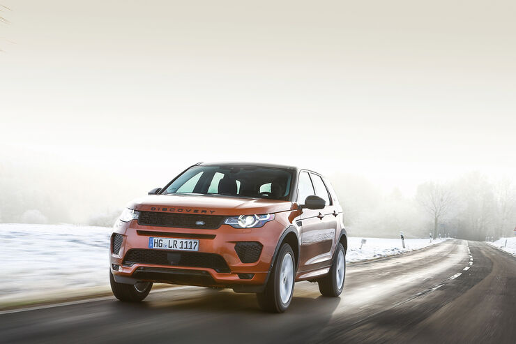 Land Rover Innovationen (2018)