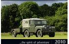 Land Rover Kalender 2010