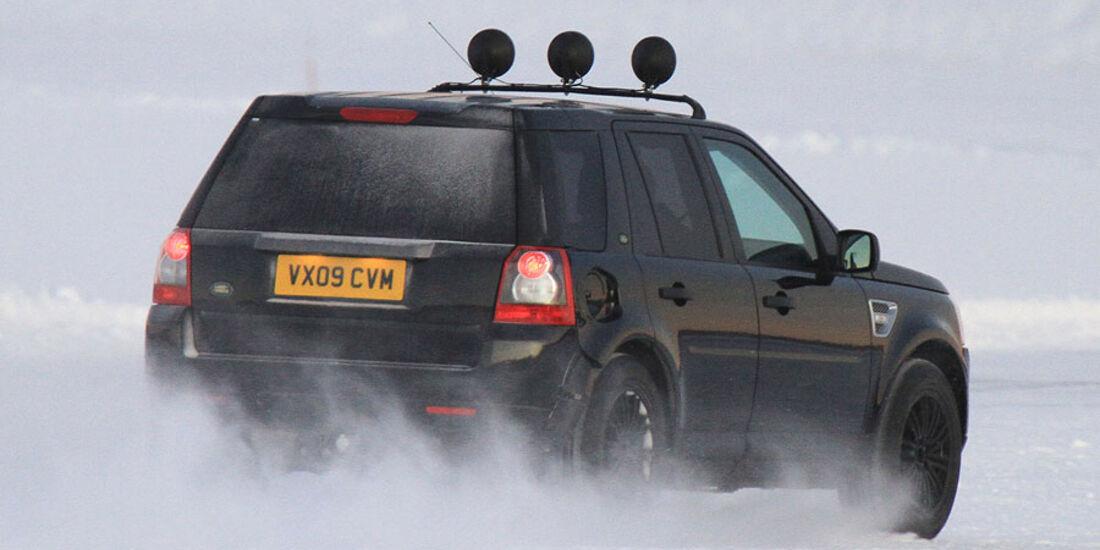 Land Rover LRX Versuchsträger
