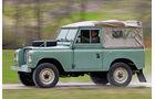 Land Rover S2 - Seitenansicht