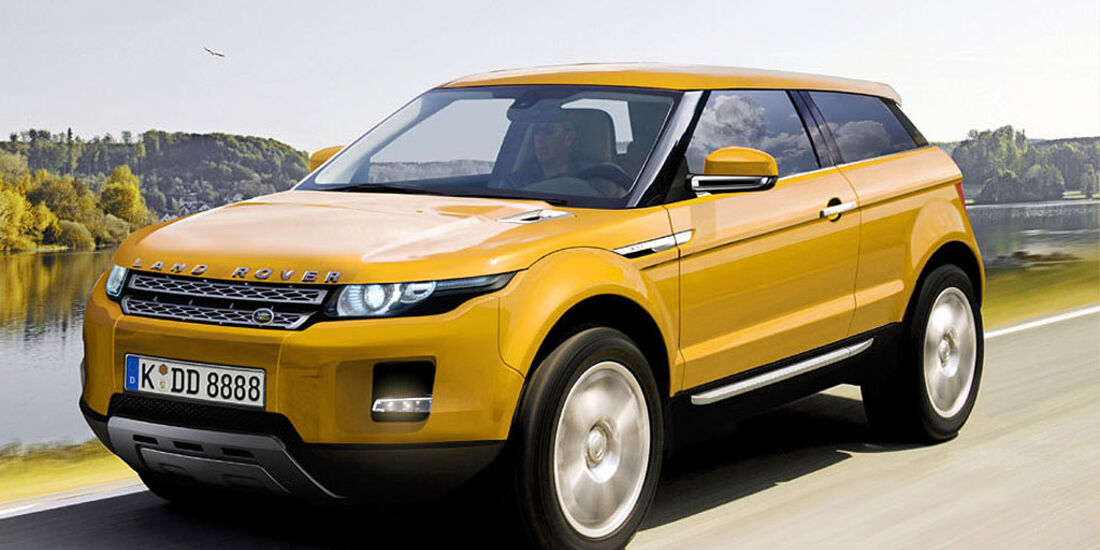 Land Rover SAC 2011