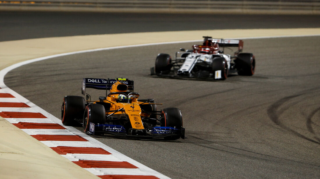 Lando Norris - Formel 1 - GP Bahrain 2019