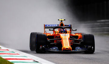 Lando Norris - McLaren - GP Italien 2018
