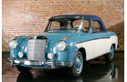 Lankes Auktion Mercedes Benz 220 S Cabriolet 1957