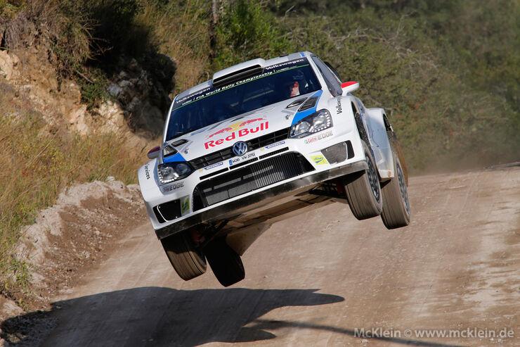 Latvala - Rallye Argentinien 2014 - WRC