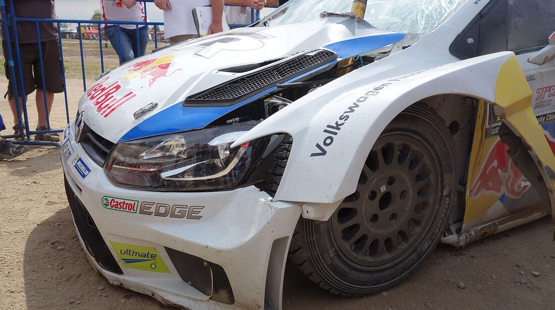 Latvalla Rallye Polen 2014