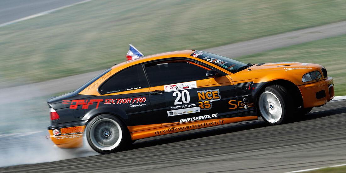 Laurent Cousin, Drifter20DriftChallenge, High Performance Days 2012, Hockenheimring