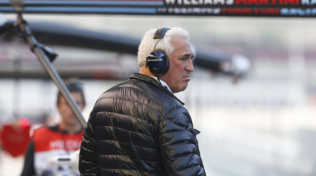 Lawrence Stroll - Williams - Formel 1 - Test - Barcelona - 10. März 2017