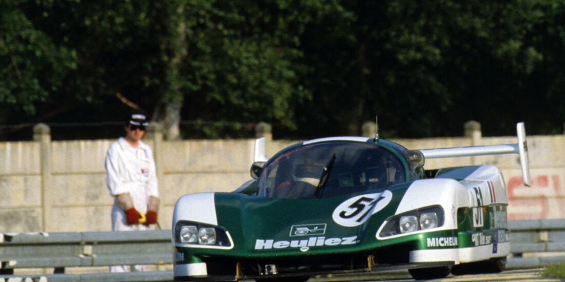 Le Man 1988 Peugeot