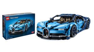 Lego Bugatti Chiron Gewinnspiel