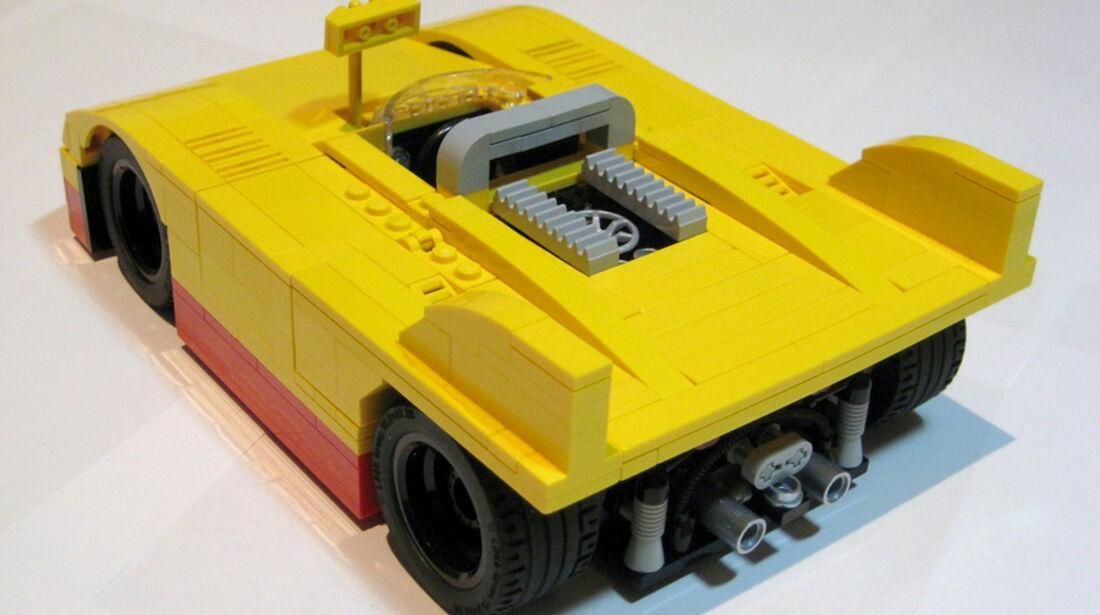 Lego Rennautos - Porsche 908/3 (1971)