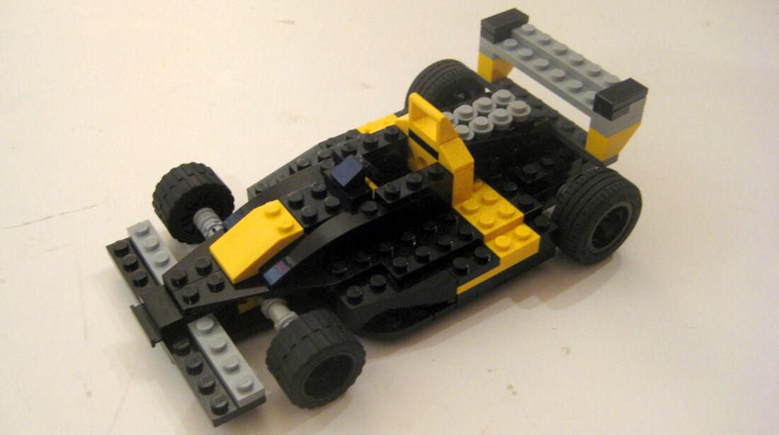 Lego Rennautos - Wolf WR1 (1971)