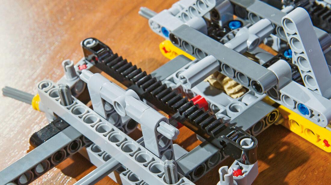 Lego-Technik, Achsschenkel-Lenkung