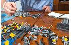 Lego-Technik, Teile